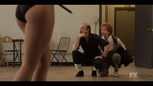 Their hidden story takes center stage. Fosse/Verdon, FX's new limited series, premieres April 9.