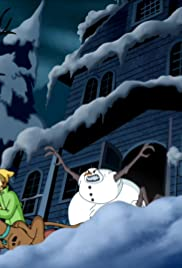 Scooby-Doo Christmas Poster