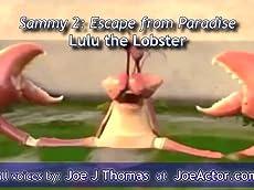 Joe J Thomas: Animation and Video Game VO Reel