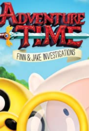 Adventure Time: Finn & Jake Investigations Poster