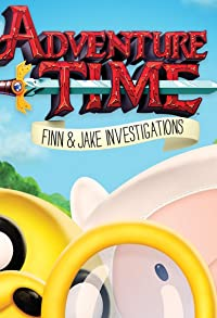 Primary photo for Adventure Time: Finn & Jake Investigations