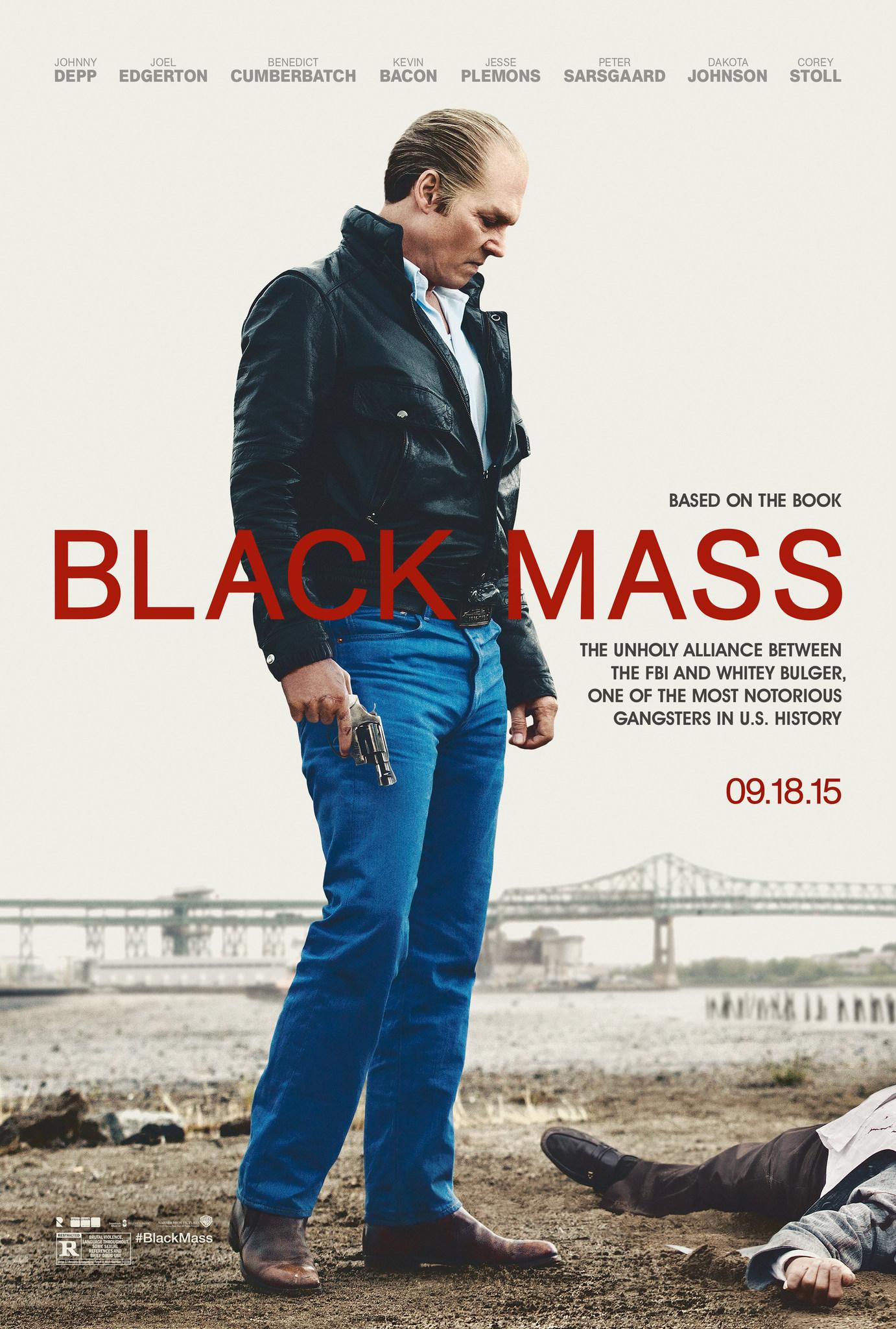 Johnny Depp in Black Mass (2015)