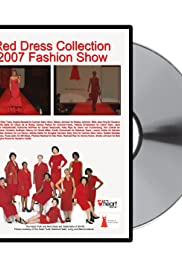 The Red Dress Collection 2007 Fashion Show Poster