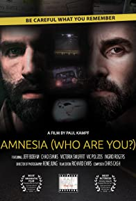Primary photo for Amnesia: Who Are You?