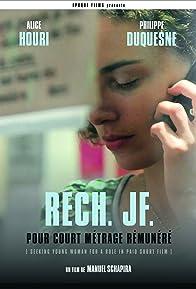 Primary photo for Rech JF: pour court-métrage rémunéré