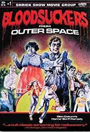 Blood Suckers from Outer Space(1984) Poster - Movie Forum, Cast, Reviews