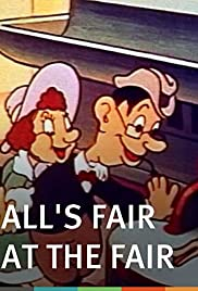 All's Fair at the Fair Poster