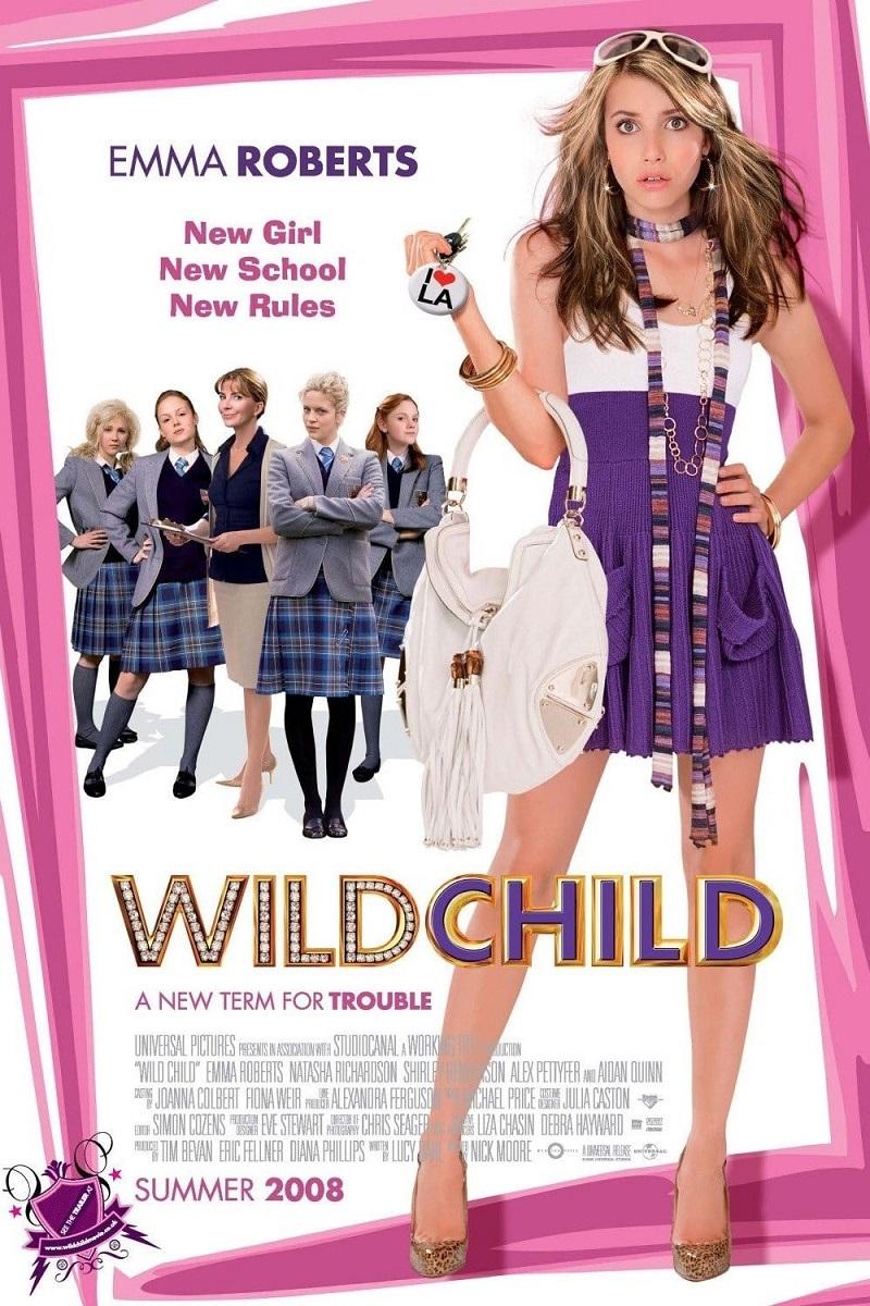 PASIUTUSI MERGIOTĖ (2008) / Wild Child