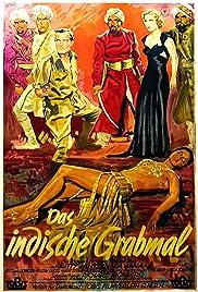 Das indische Grabmal Poster