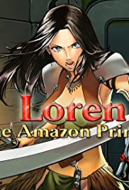 Loren the Amazon Princess Poster