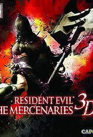 Resident Evil: The Mercenaries 3D Poster