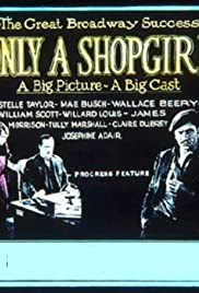 Only a Shop Girl Poster