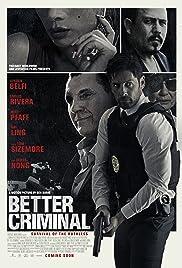 Better Criminal Poster