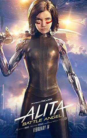 Download Alita: Battle Angel (2019) Hindi Dual Audio HD WEBRip 720p 480pp [ Hindi Dubbed + English] x264 Full Movie