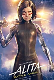 Download Alita: Battle Angel (2019) Hindi DD5.1 [1080p 720p 480p] WEB-DL [440MB | 1.1GB | 2.2GB] Dual Audio [ हिन्दी – English ] Full Movie