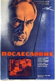 Posleslovie (1985) film en francais gratuit