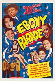 Cab Calloway, Dorothy Dandridge, Pat Flowers, Mantan Moreland, and Vanita Smythe in Ebony Parade (1947)
