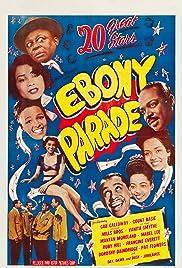 Ebony Parade Poster