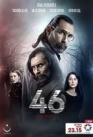 Erdal Besikçioglu, Melis Birkan, and Yasemin Kay Allen in 46 Yok Olan (2016)