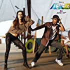Shraddha Kapoor and Dharmesh Yelande in Any Body Can Dance 2 (2015)
