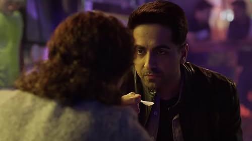 Ayushmann Khurrana, Sanya Malhotra - Director Amit Sharma