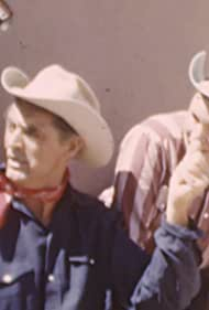 Cary Grant and Lance Reventlow in The Killer of Fossil Gulch (2020)