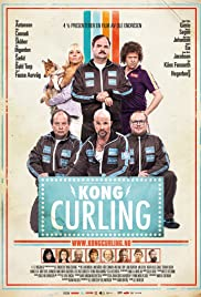 Curling King Poster