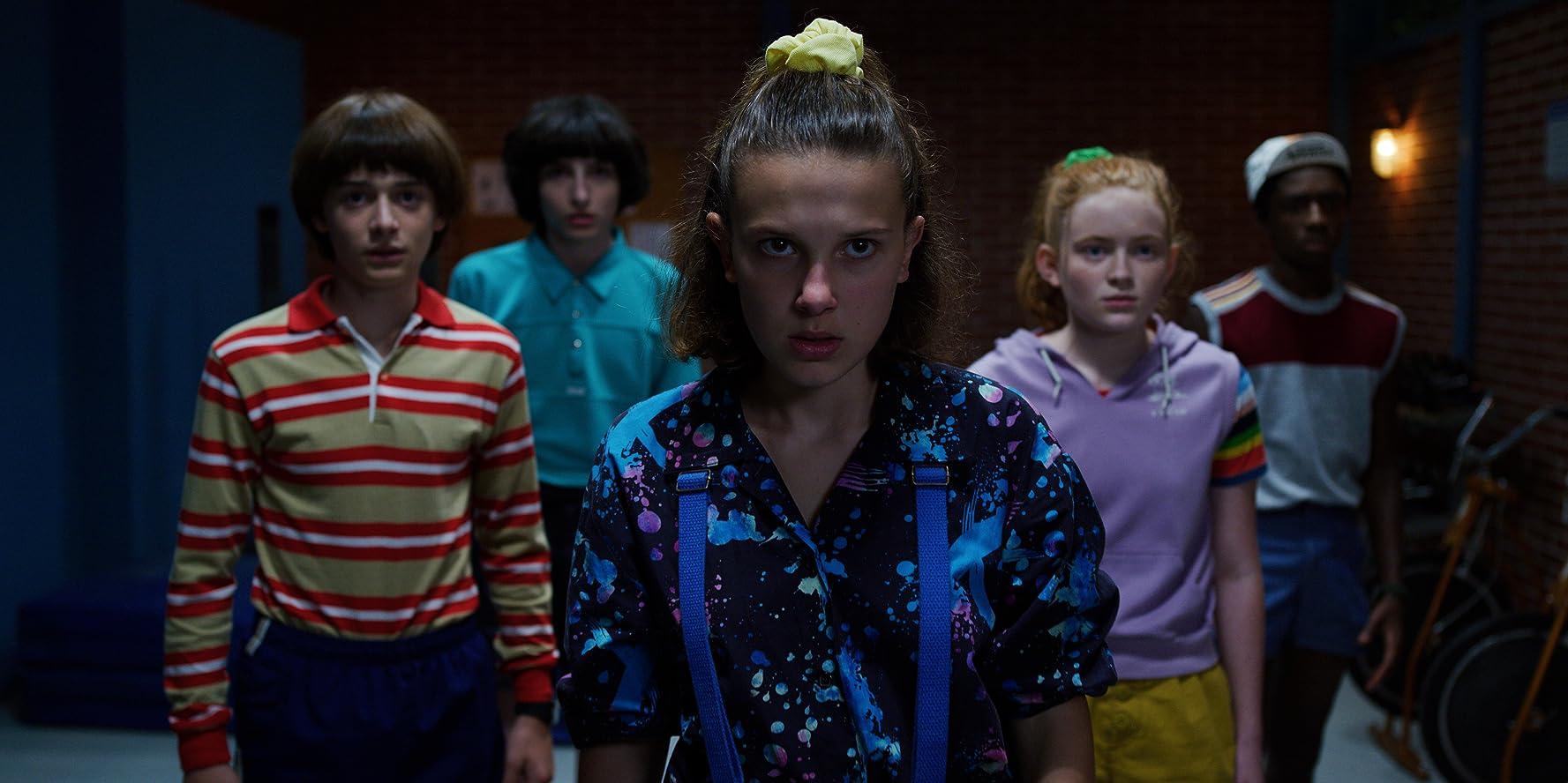 recenzija horor serija, recenzija horor film, stranger things season 3