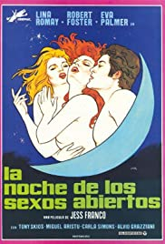 La noche de los sexos abiertos (1983) with English Subtitles on DVD on DVD
