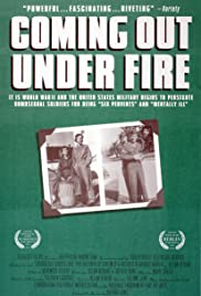 Coming Out Under Fire Poster