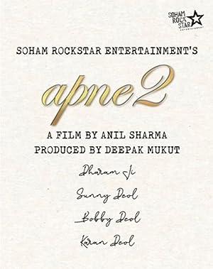 Apne 2 movie, song and  lyrics