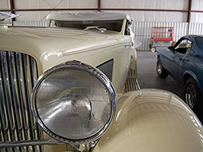 The Watch List Movie Chasing Classic Cars Muntz Jet At Pebble