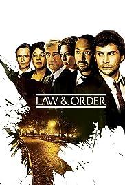 Law & Order Poster - TV Show Forum, Cast, Reviews
