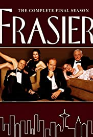 Frasier Poster - TV Show Forum, Cast, Reviews