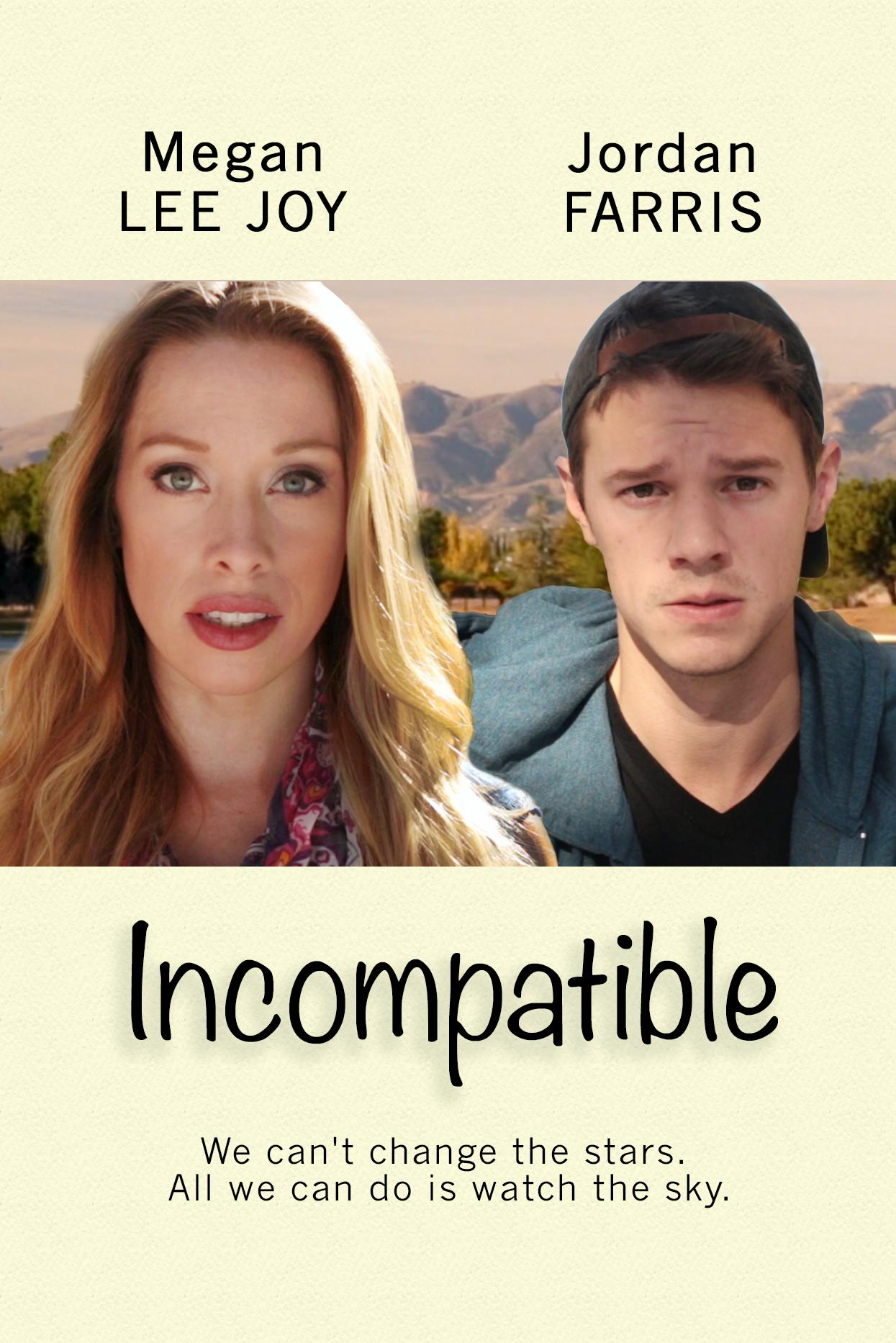 Megan Lee Joy and Jordan Farris in Incompatible (2015)