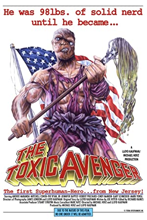 Movie The Toxic Avenger (1984)