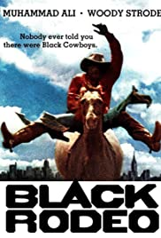 Black Rodeo Poster