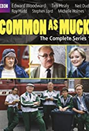 Common As Muck Poster