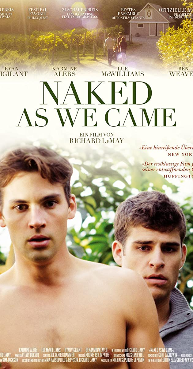 Naked as We Came: Film Review | Hollywood Reporter