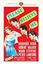 Please Believe Me (1950) Poster