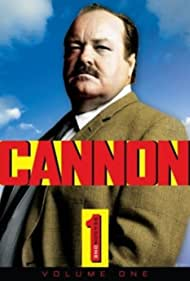 Cannon (1971) Poster - TV Show Forum, Cast, Reviews