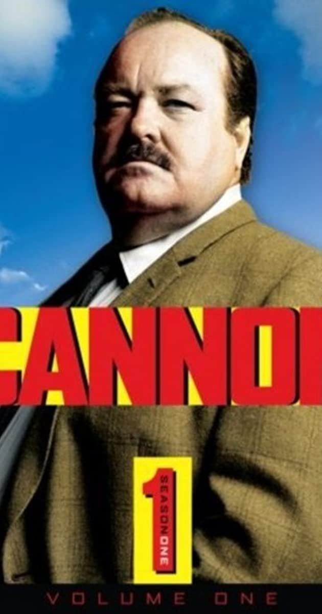 Cannon (TV Series 1971–1976) - IMDb
