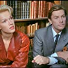 Helmut Berger and Brigitte Lahaie in Faceless (1987)