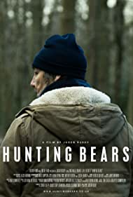 Joel Beckett, Nathaniel Parker, and Jason Ruddy in Hunting Bears (2021)