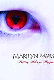 Marilyn Manson: Putting Holes in Happiness Poster