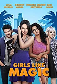 Girls Like Magic Poster