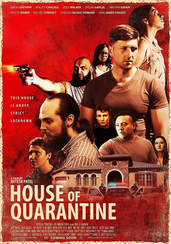 Download House of Quarantine (2020) Telugu Dubbed (Voice Over) & English [Dual Audio] WebRip 720p [1XBET] Full Movie Online On 1xcinema.com