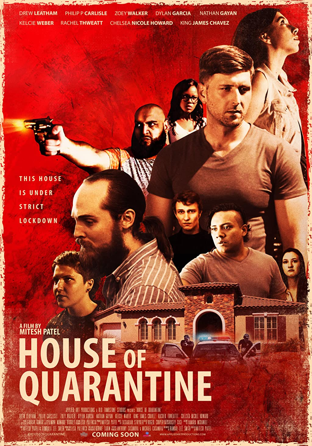 Watch House of Quarantine Online Free in HD