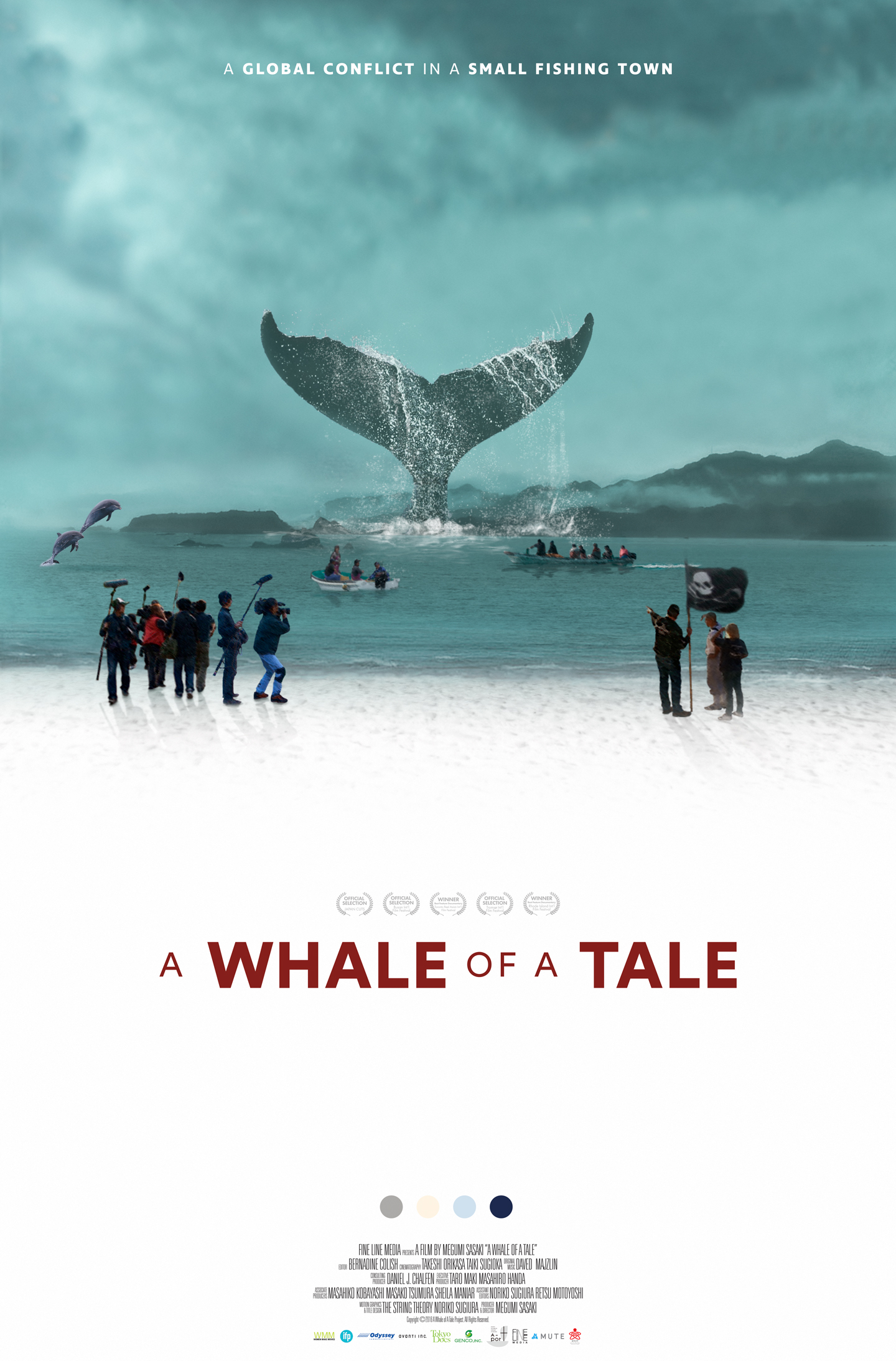 Image result for a whale of a tale documentary