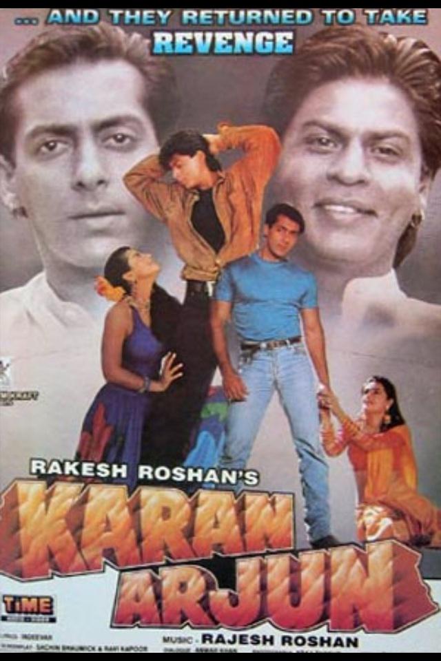 All picture film hindi video me karan arjun full hd mein